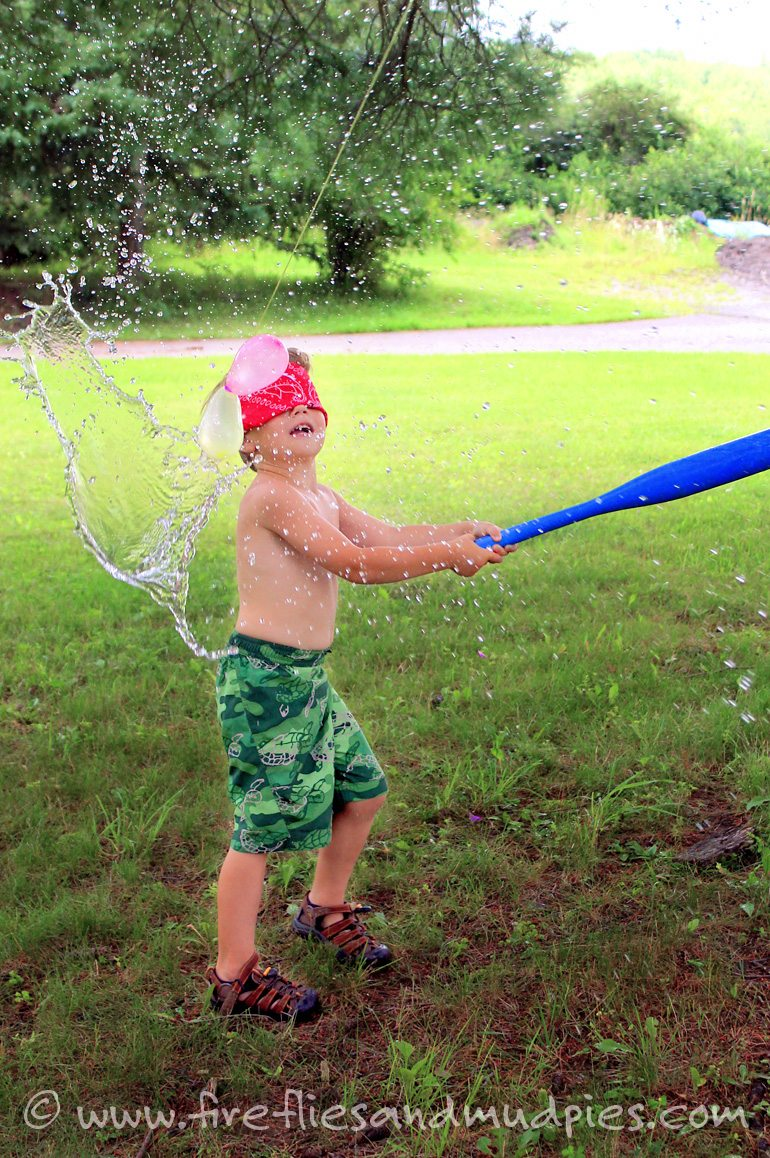 Water Balloon Bash