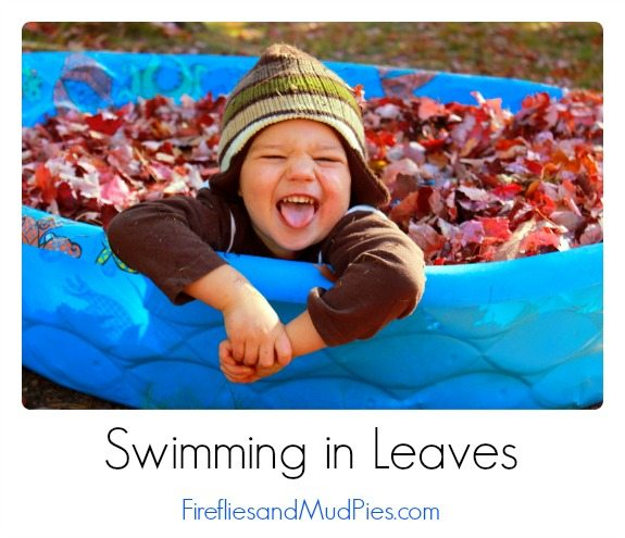 Swimming in Leaves