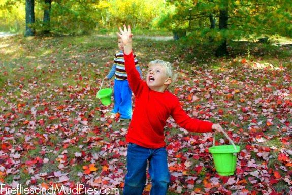 autumn leaf suncatchers 1