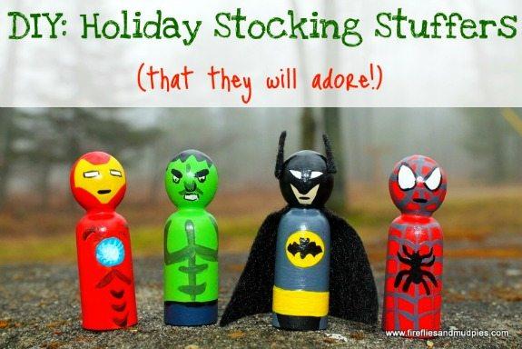 DIY Holiday Stocking Stuffers