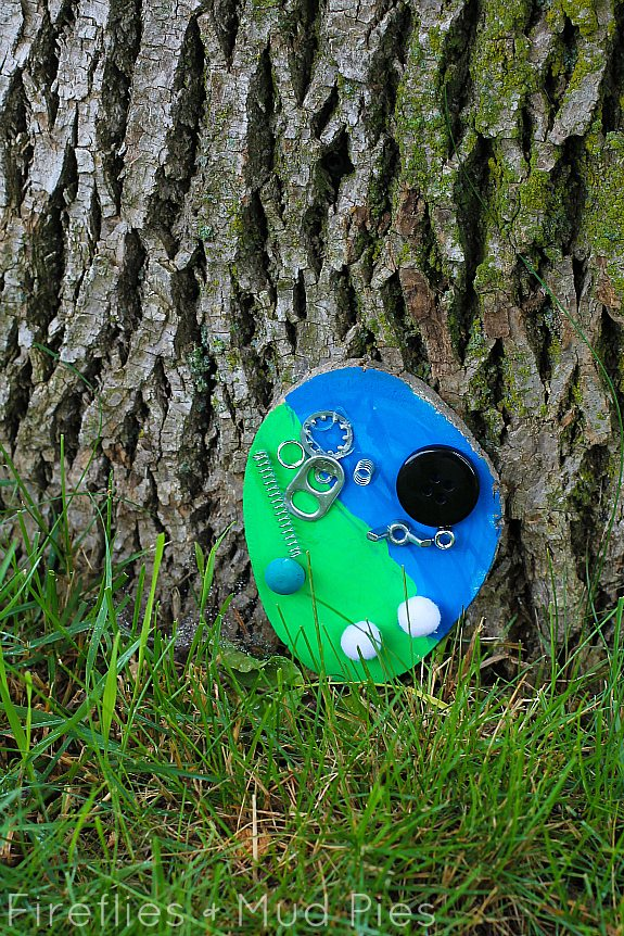 Fairy Craft for Kids - Fireflies and Mud Pies