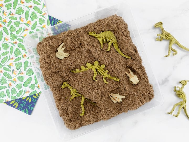 Dinosaur Dig Activity for Kids