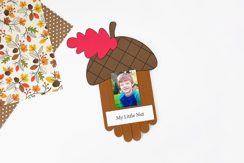 Acorn Craft for Kids