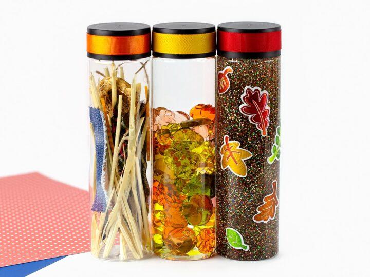 Fall Sensory Bottles