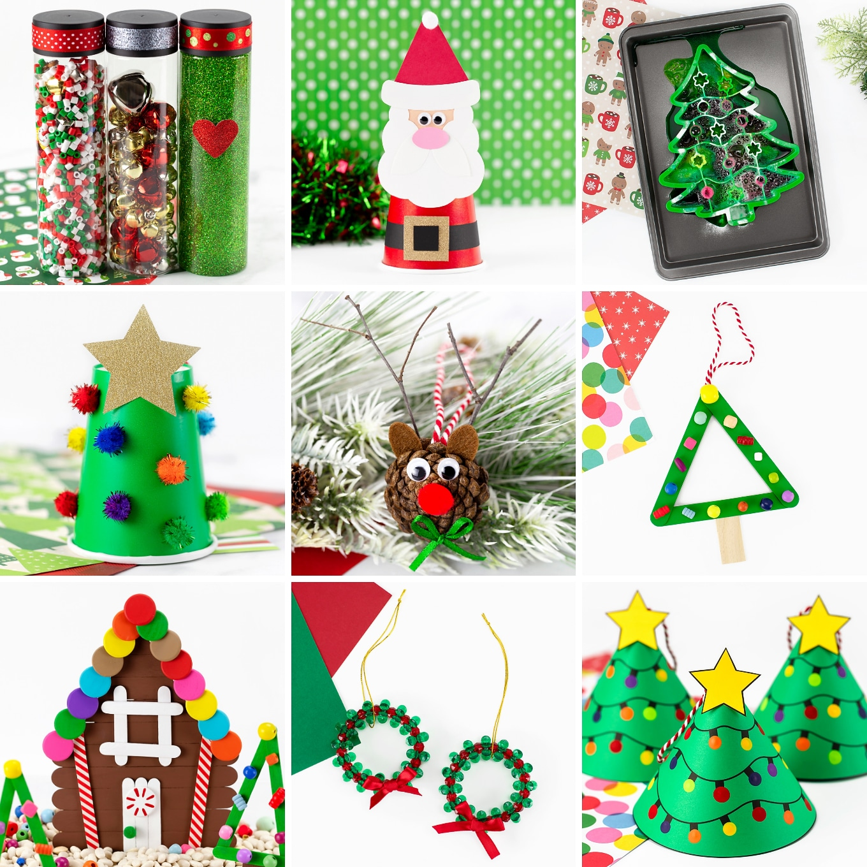 Easy and Fun December Activities