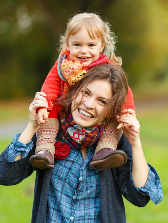28 Ways to Love Your Child