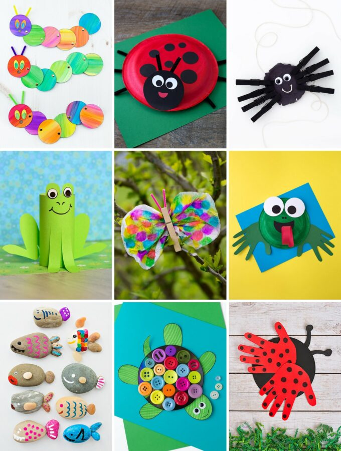 Best Crafts for Speech Therapy