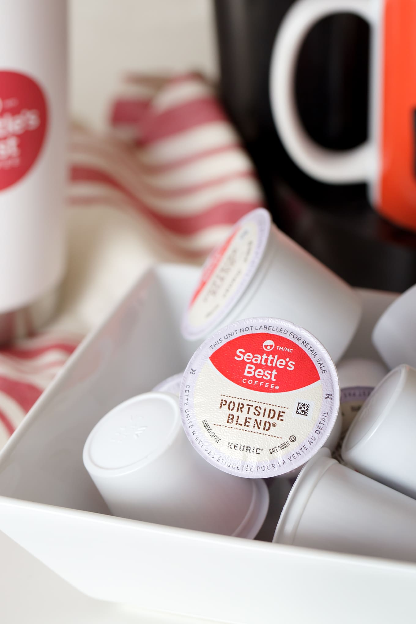 Teacher Back to School Gift: Coffee Pods