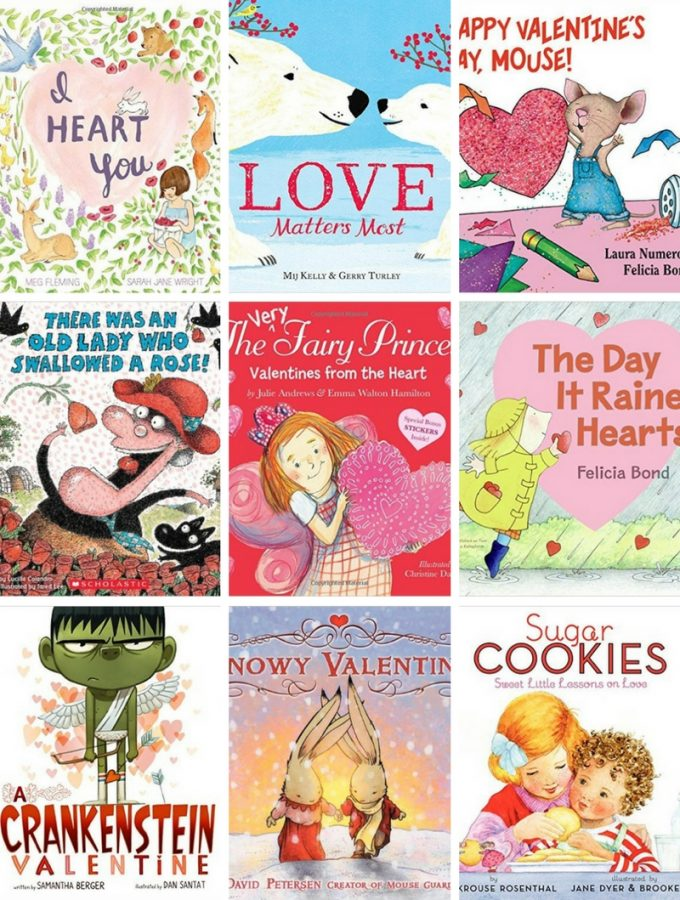 Sweet Stories for Valentine's Day