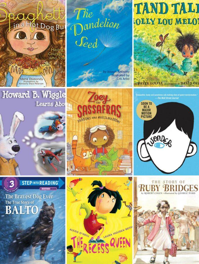 20+ Heartwarming Children's Books About Courage