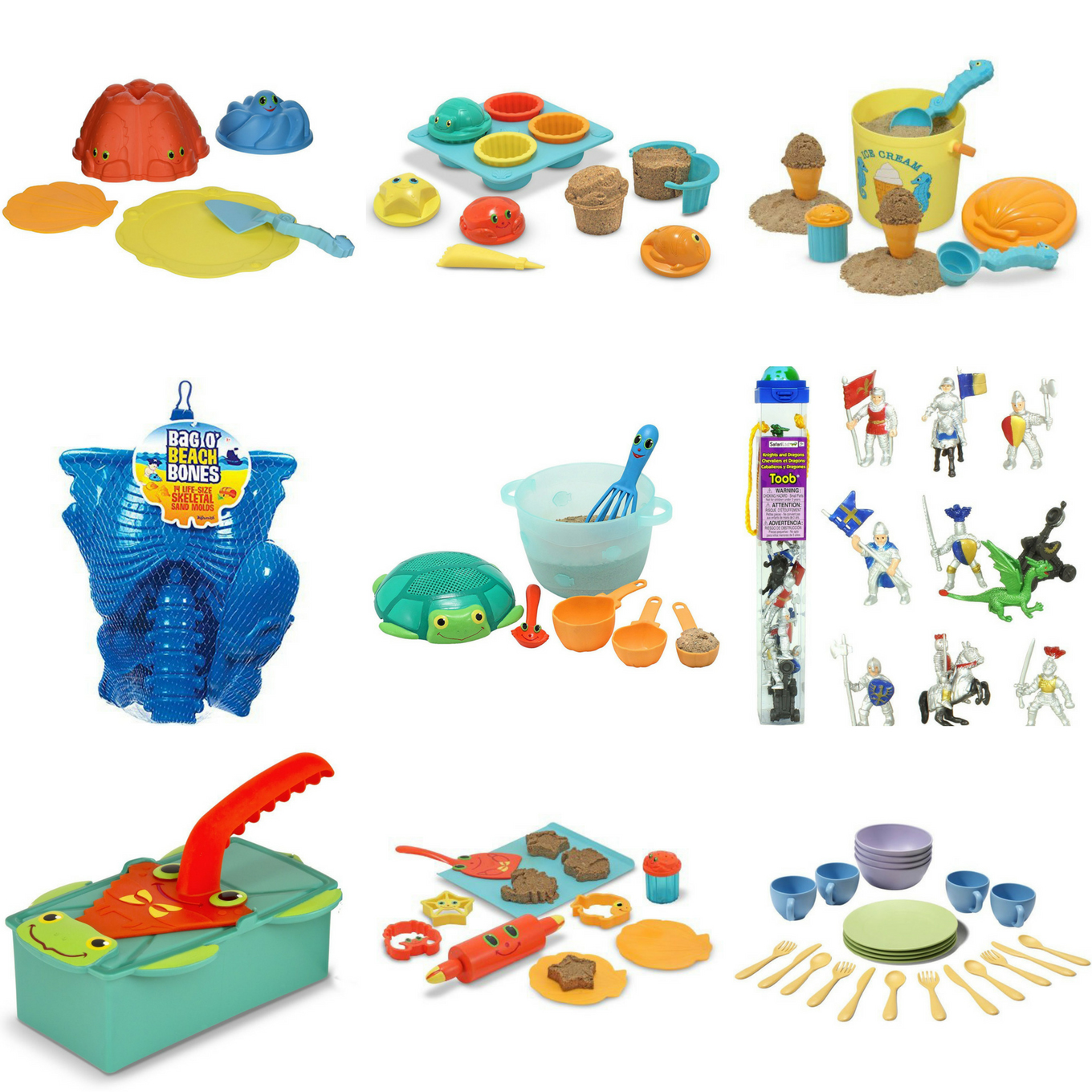 The Best Sand Toys for Imaginative Play