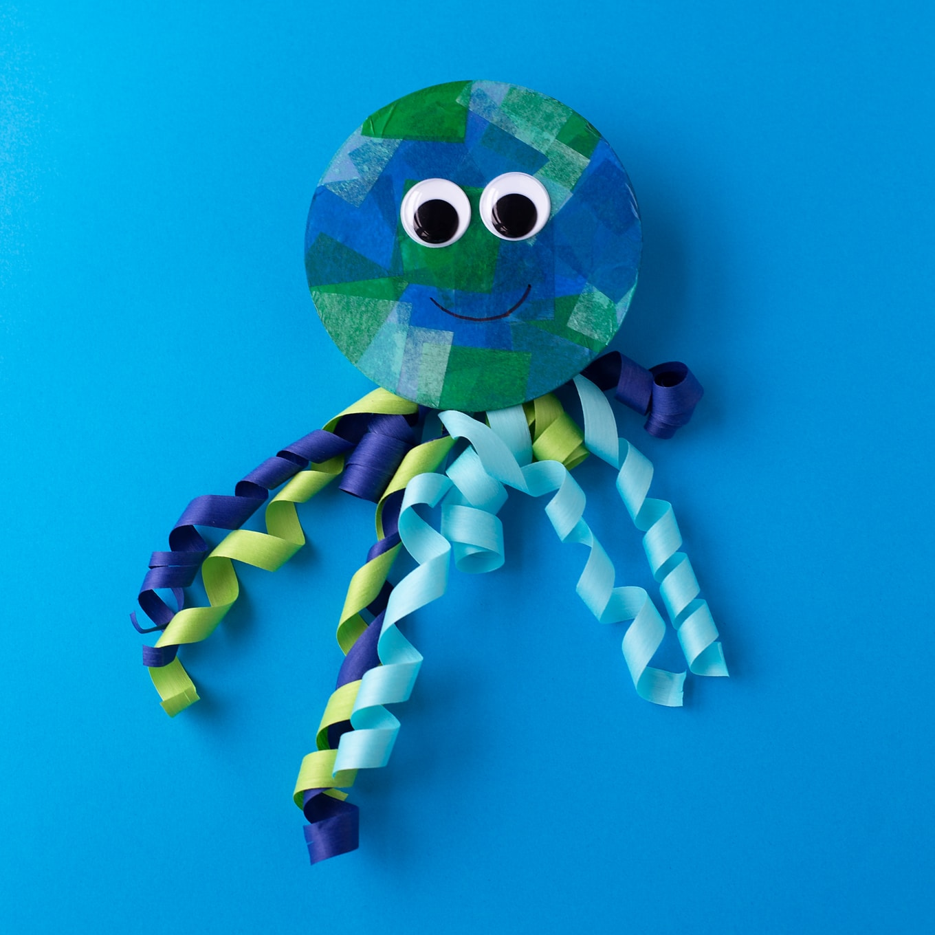 Easy and Fun Jellyfish Craft for Kids