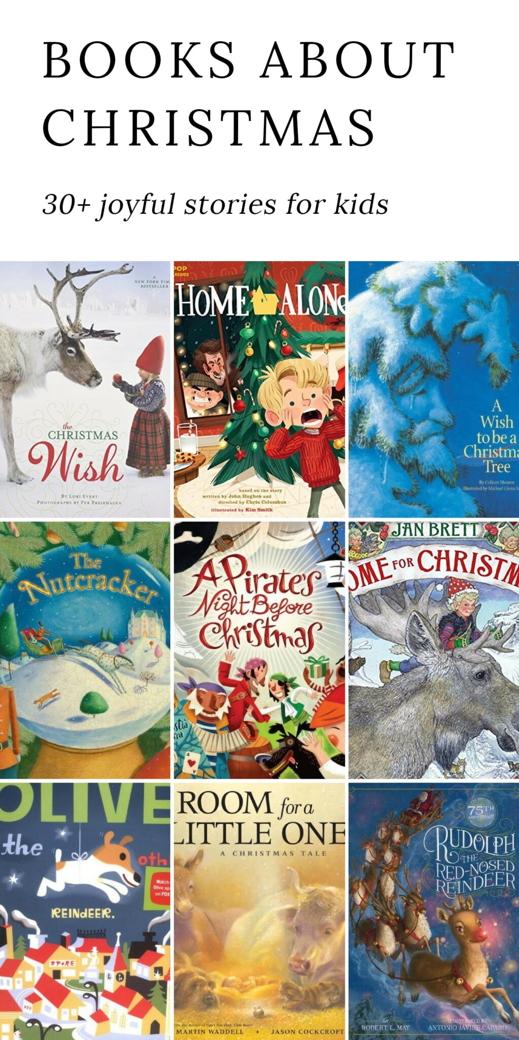 the best christmas books for kids - Best Christmas Books