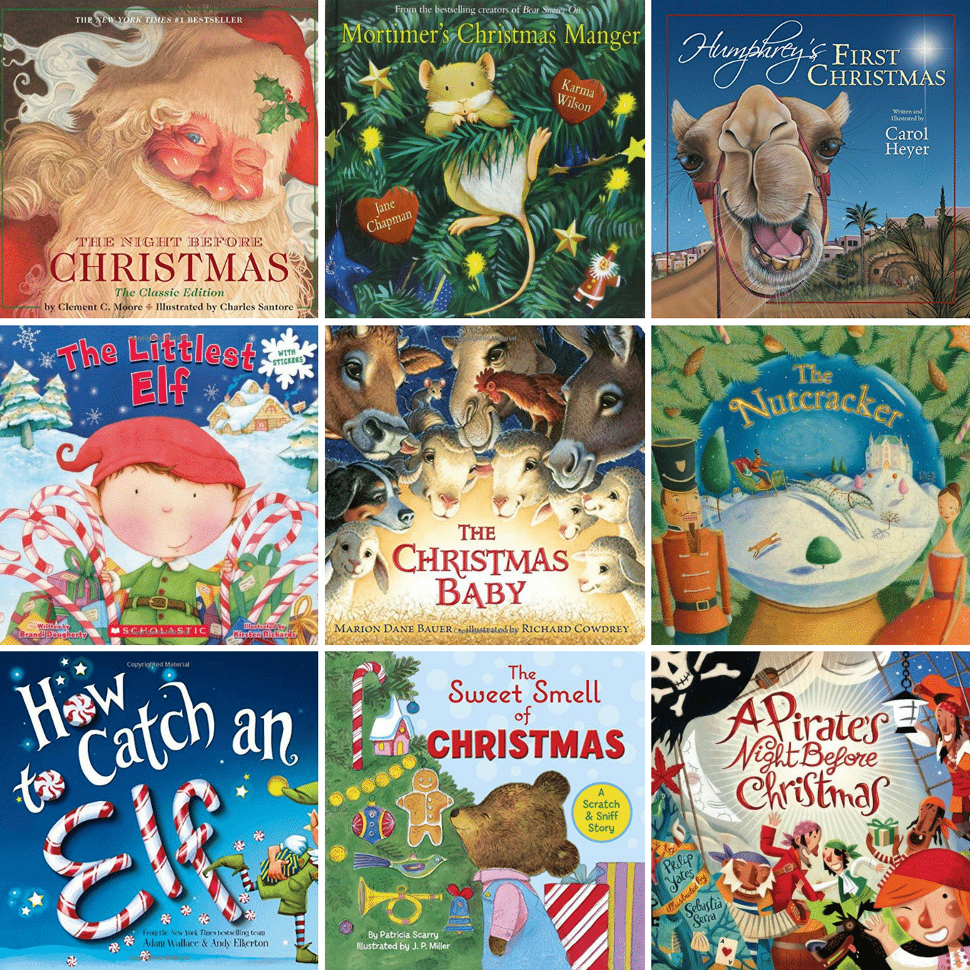 the most joyful christmas books for kids - Best Christmas Books For Kids