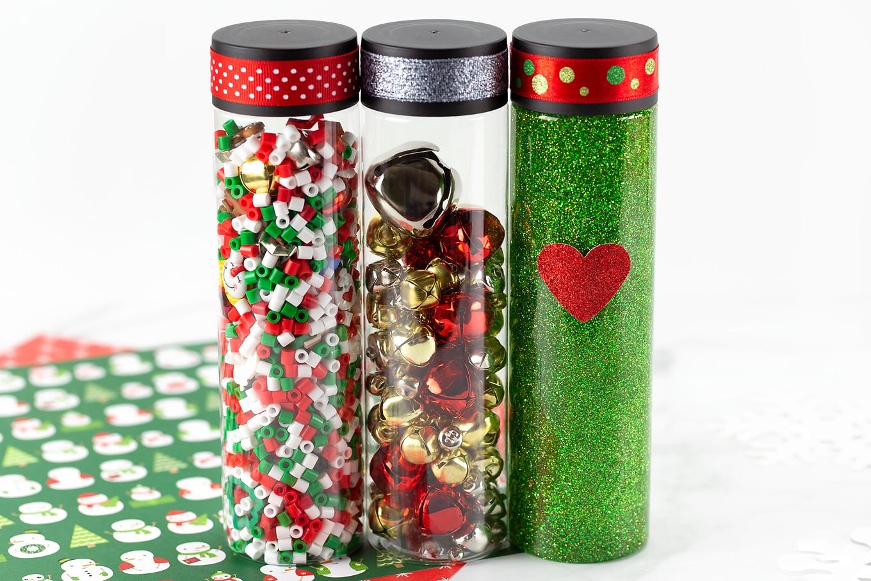 Christmas Sensory Bottles
