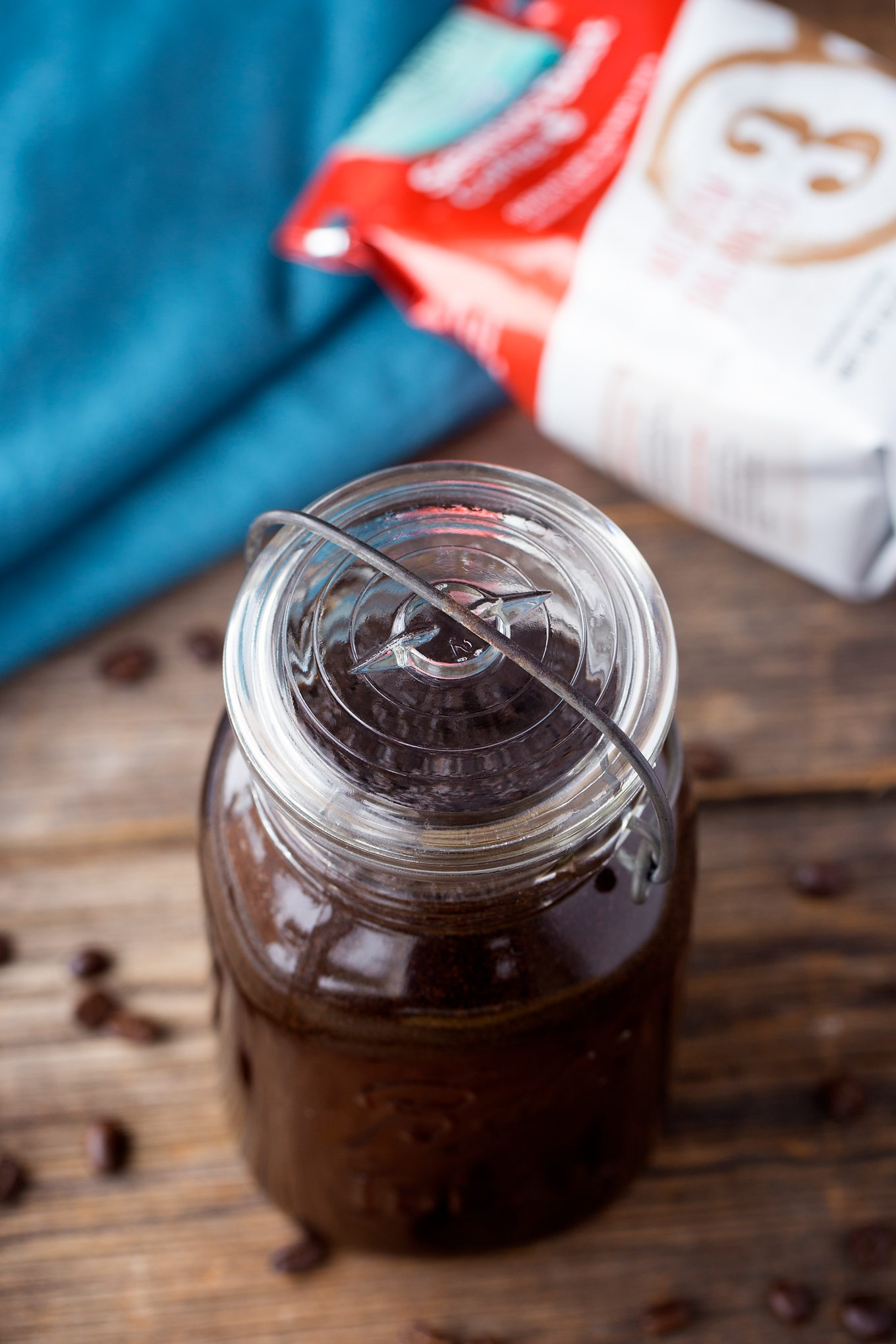 how to make cold brew coffee at home youtube