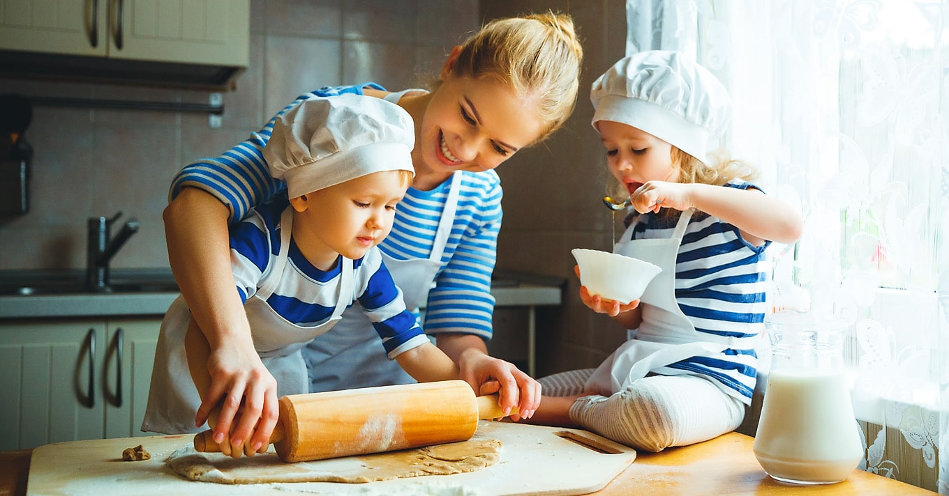 Image result for cooking with kids