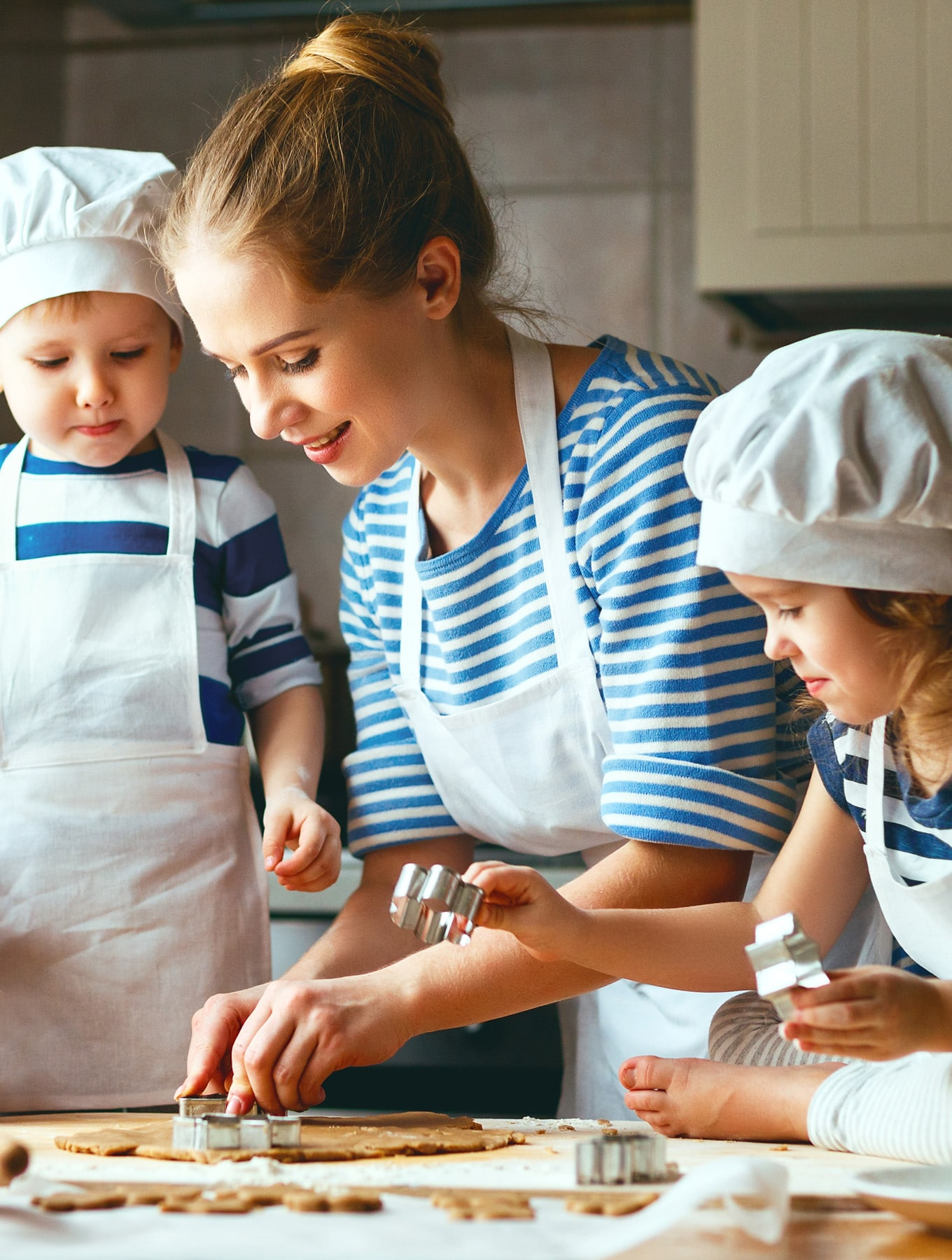 Youtube Cooking: The Benefits Of Cooking With Kids Outweigh The Challenges