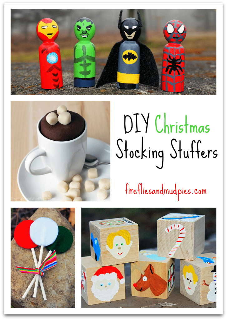 Christmas Stocking Stuffers diy holiday stocking stuffers - fireflies and mud pies