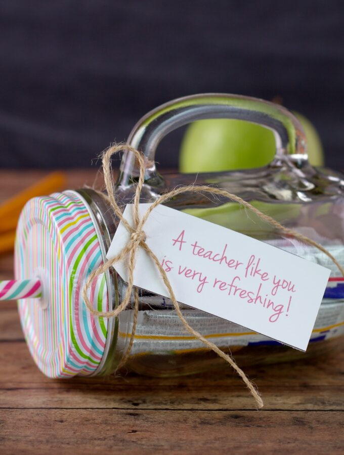 Easy Teacher Appreciation Day Gift Idea