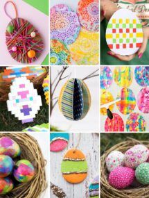 Easy and Creative Easter Egg Crafts for Kids