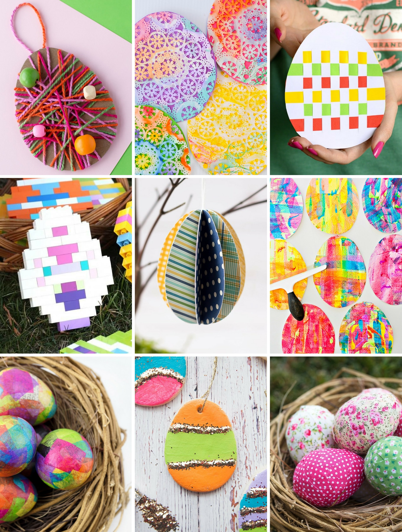 The Most Easy And Entertaining Egg Crafts For Kids