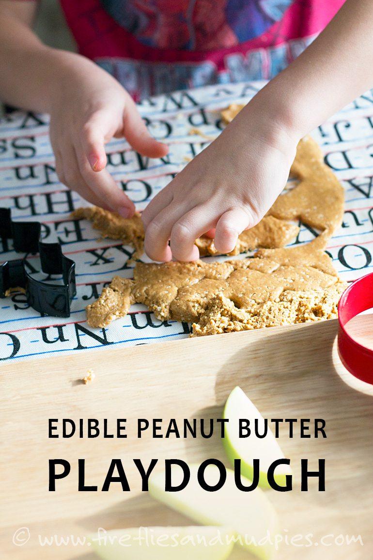 Edible-Peanut-Butter-Playdough