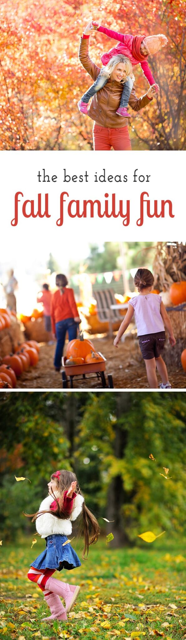 If you're on a quest to make the most of this beautiful, fleeting season with your family in simple, budget-friendly ways, then you'll appreciate this list of 10 Ways to Enjoy Fall Family Fun.