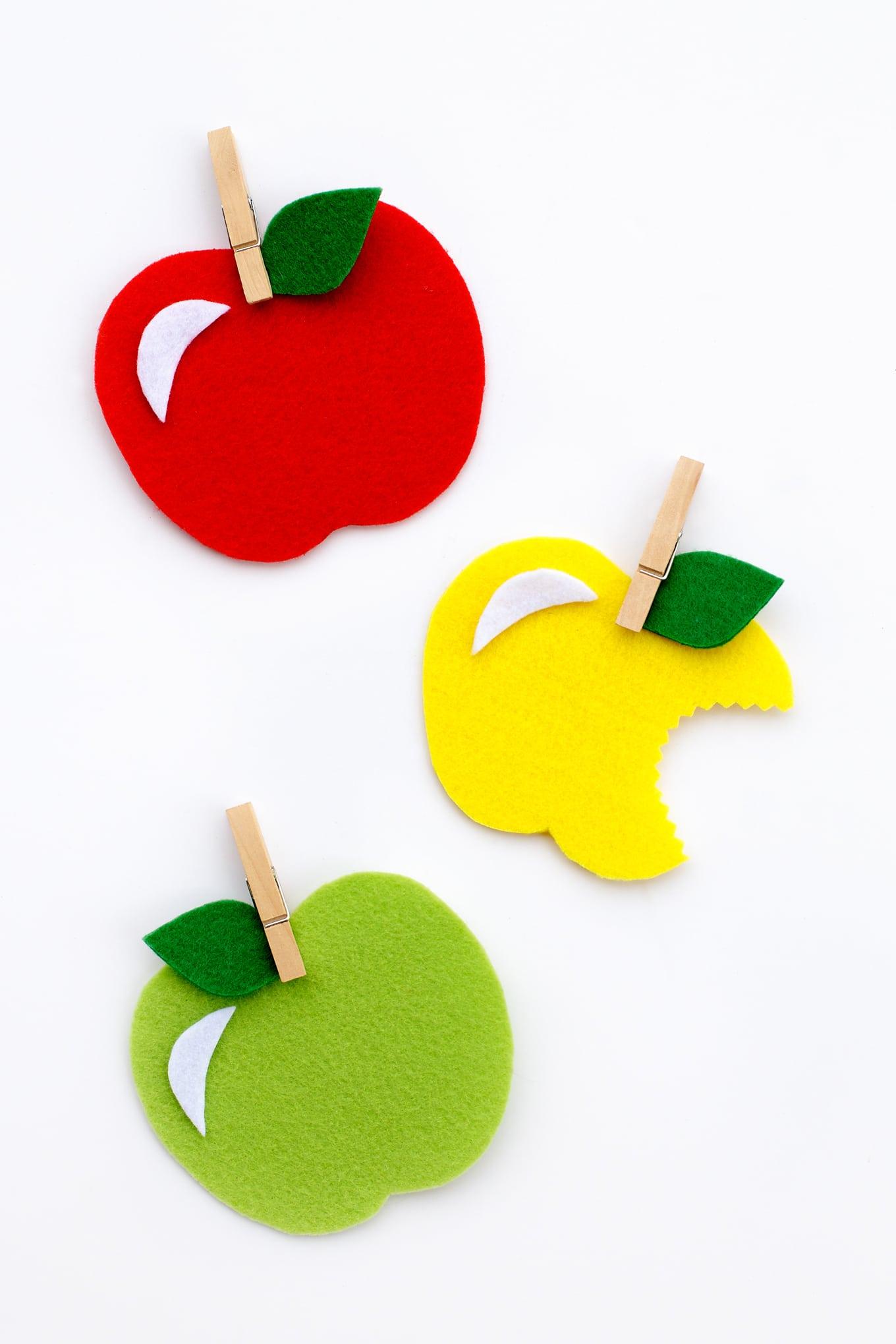 Apple Craft Ideas Pinterest
