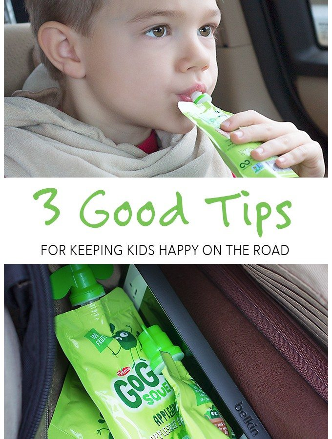 3 Tips for Keeping Kids Happy on the Road