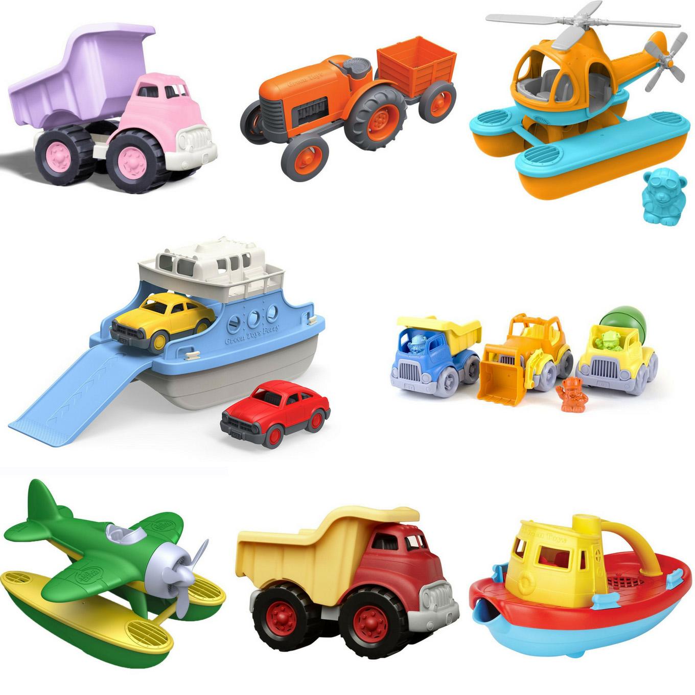Purchasing high quality sand toys for kids once saves money and prevents pounds of worthless, broken plastic from entering the landfill.
