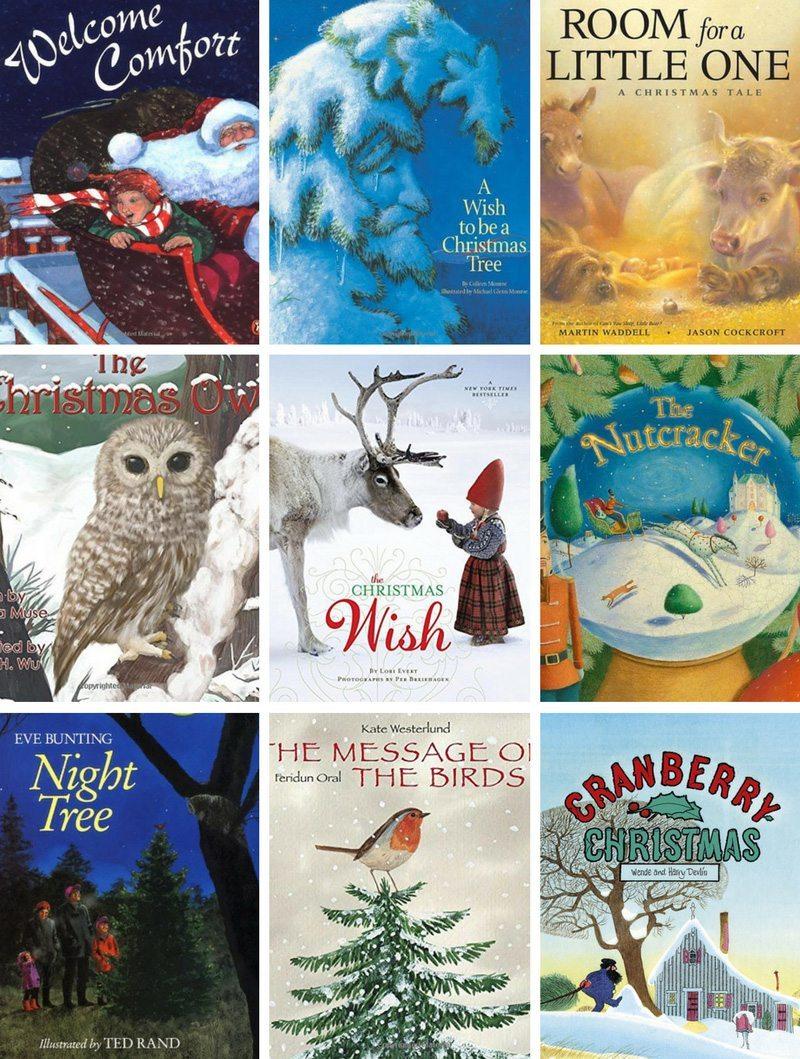 Christmas Books.25 Heartwarming Christmas Books For Kids