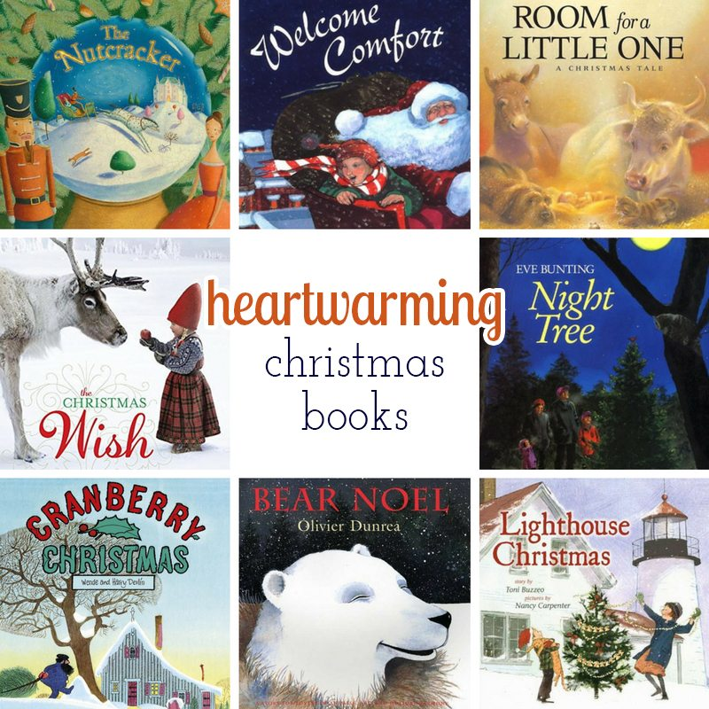 Heartwarming Christmas Books