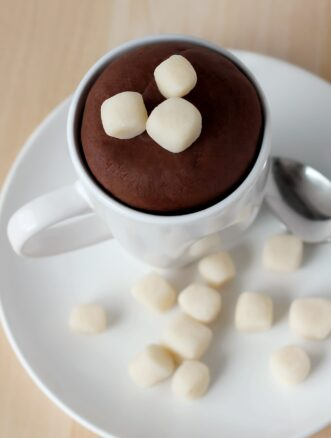 Hot Chocolate Playdough