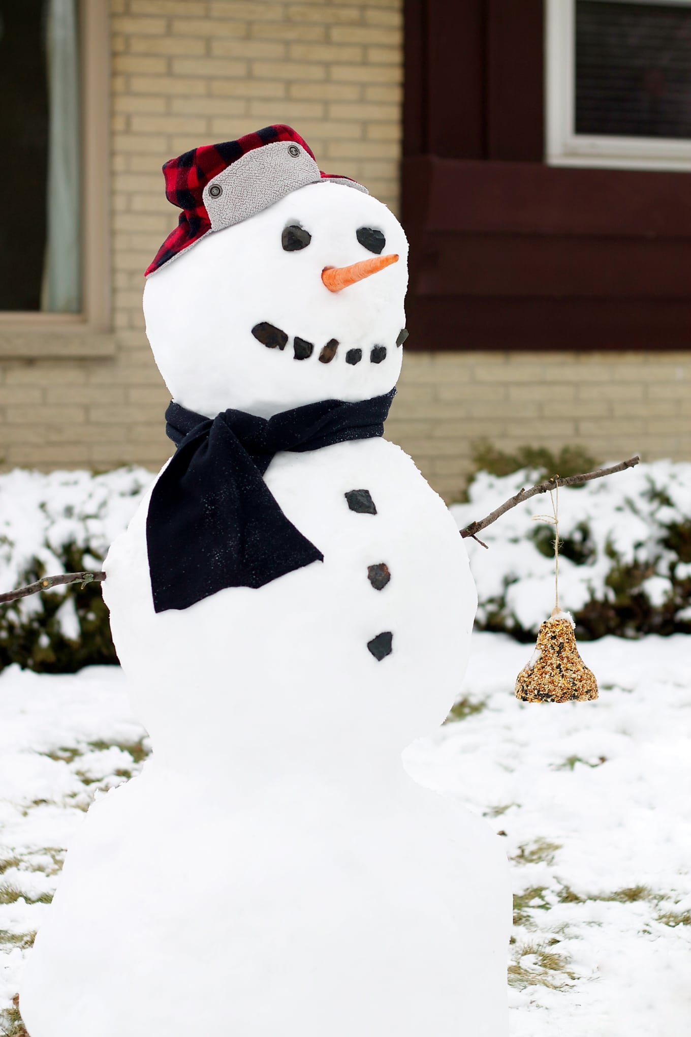 How to sculpt a snowman 8