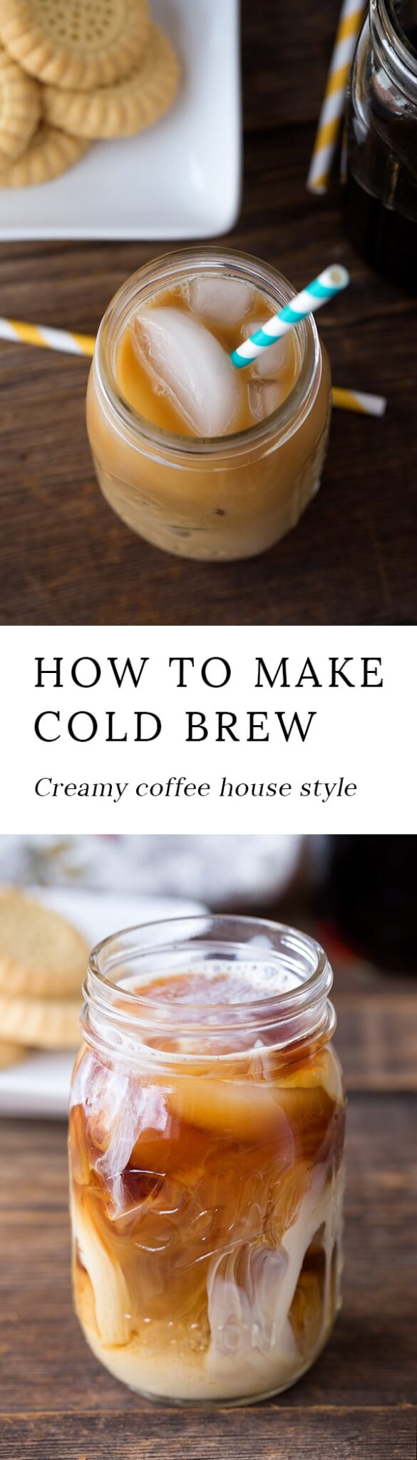 Just in time for summer, learn how to make delicious coffee shop style Cold Brew Coffee right in your own kitchen.