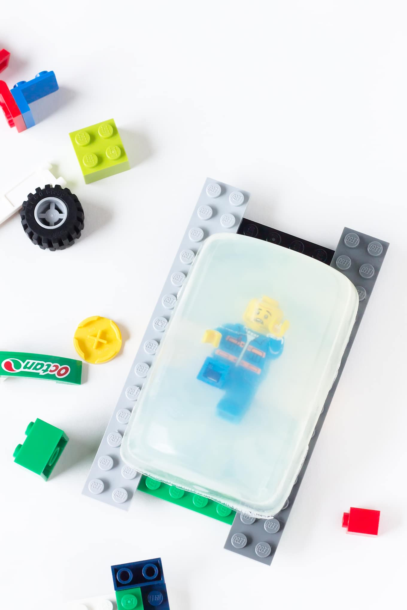 How to Make LEGO Rescue Soap for Kids