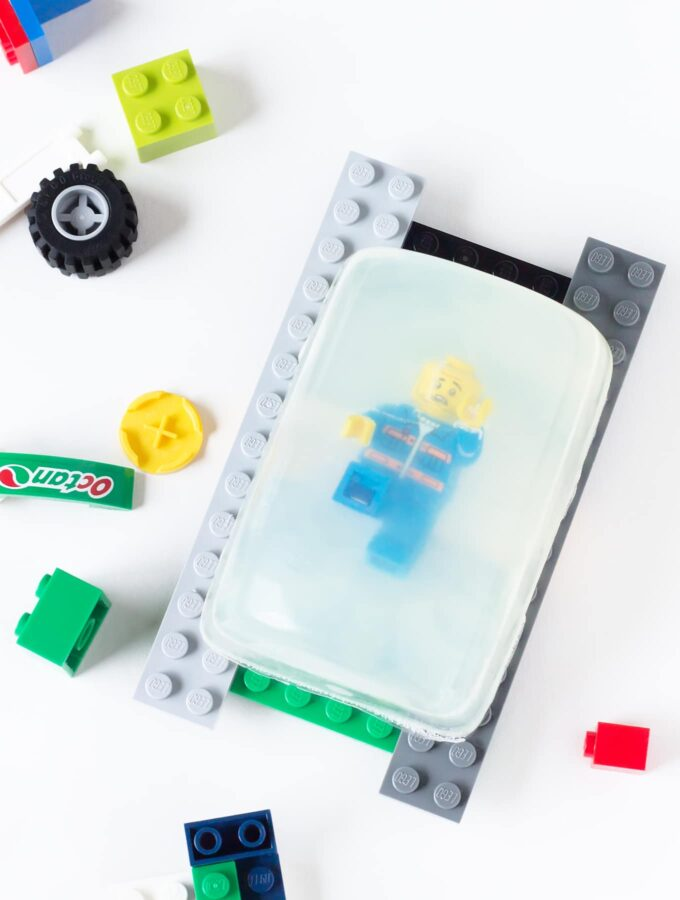 How to Make LEGO Rescue Soap