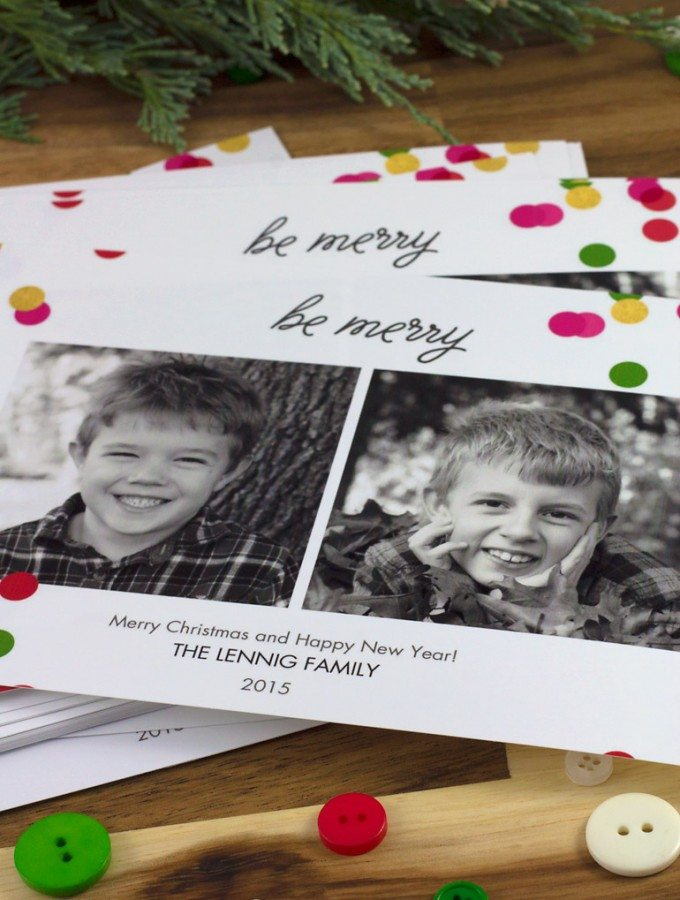 5 Easy Tips for Making Beautiful Family Holiday Cards