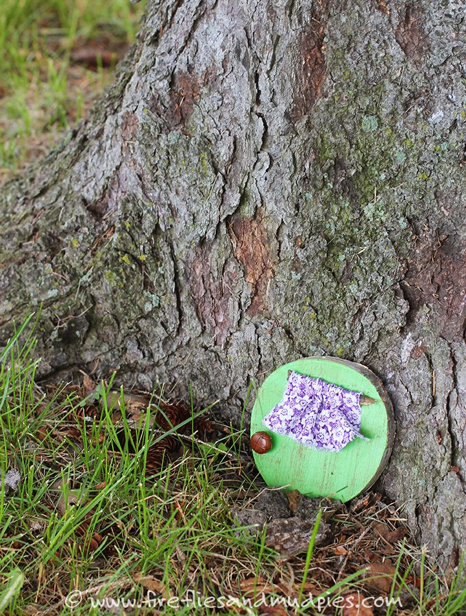 Fairy Door Craft for Kids