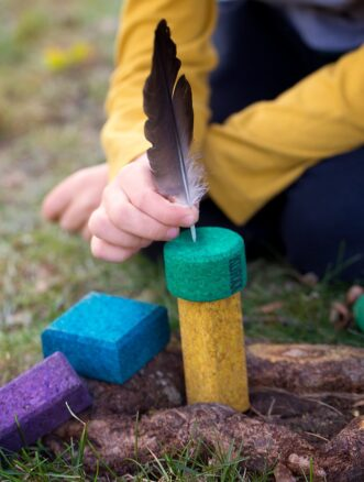 Nature Play with KORXX Blocks