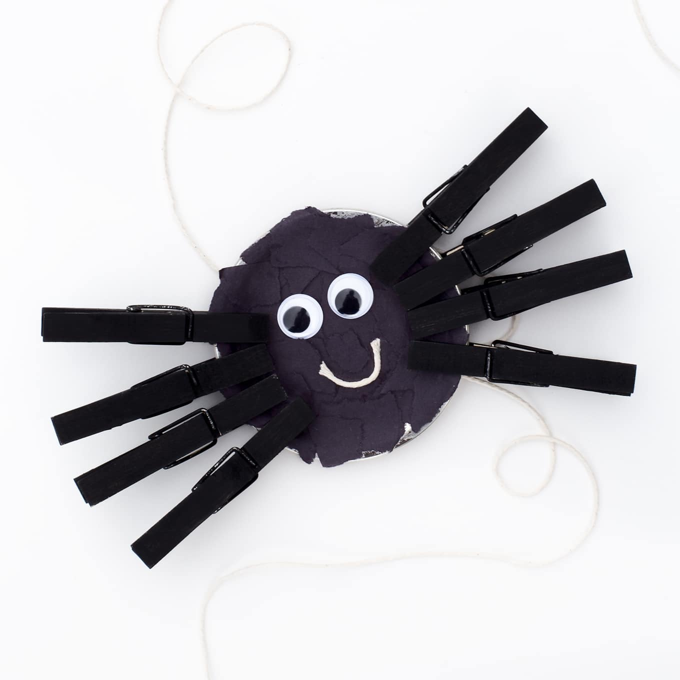 Easy and Fun Spider Craft for Kids