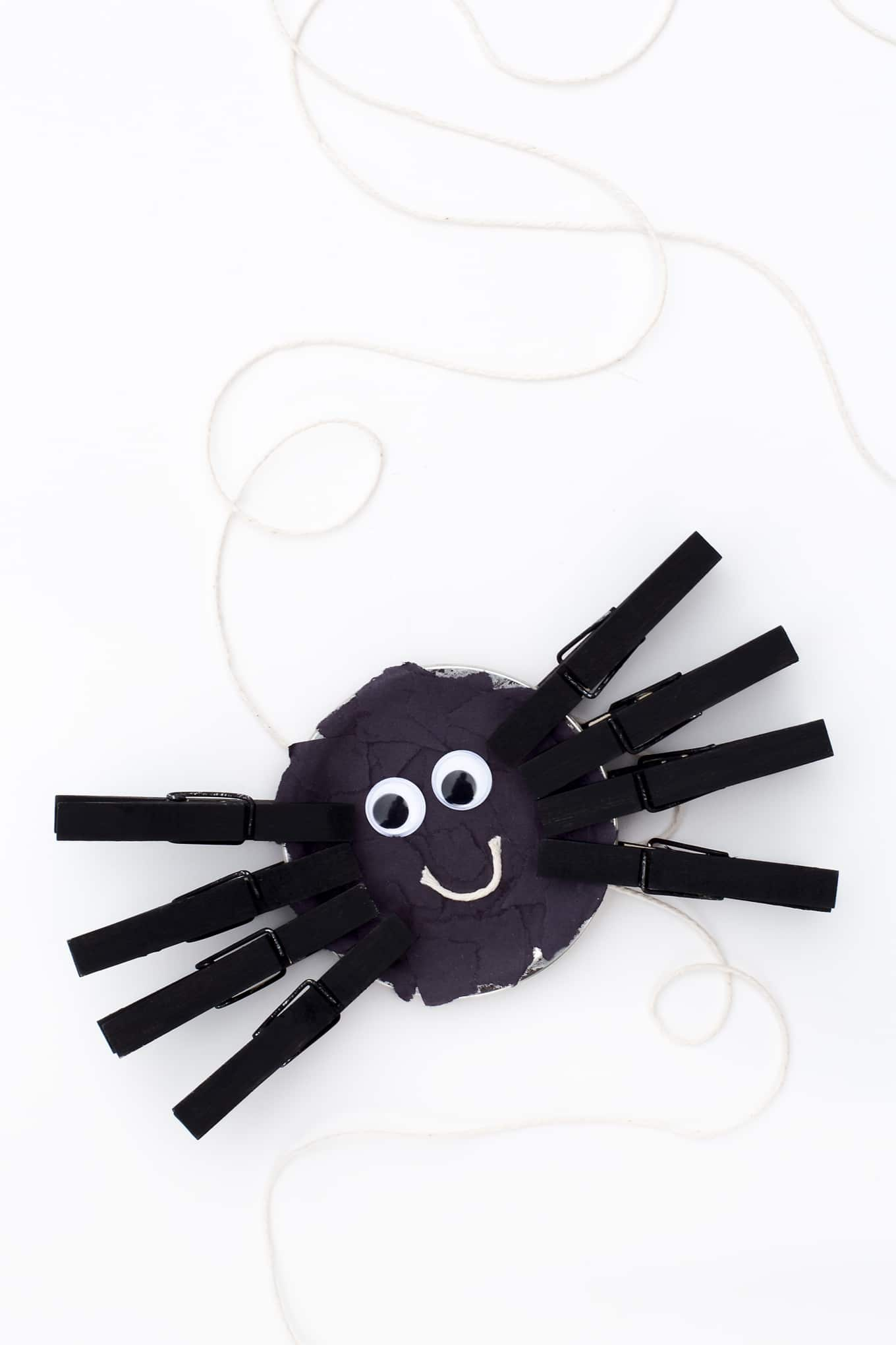 How to Make an Easy and Fun Spider Craft for Kids
