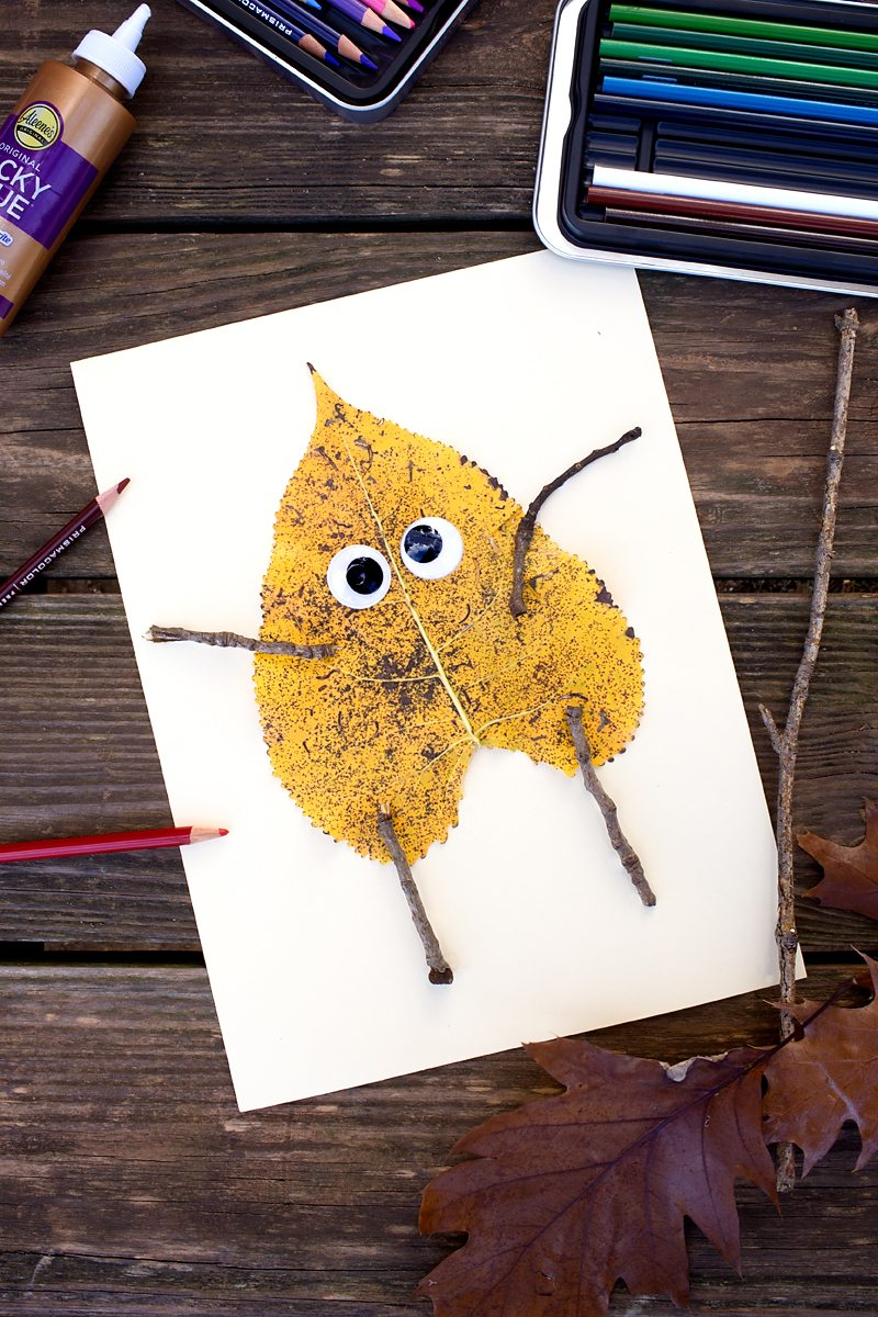 Creating Nature Art for Kids