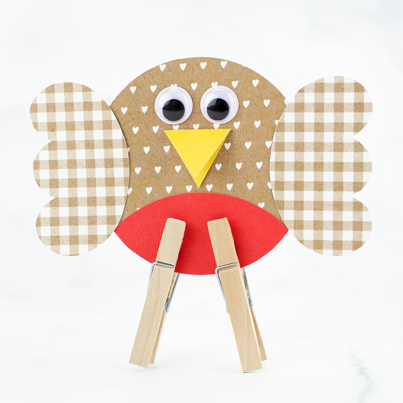 Paper Robin Craft