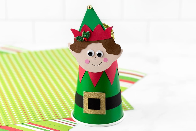 Paper Cup Elf