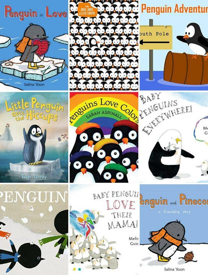 Penguin Books for Kids