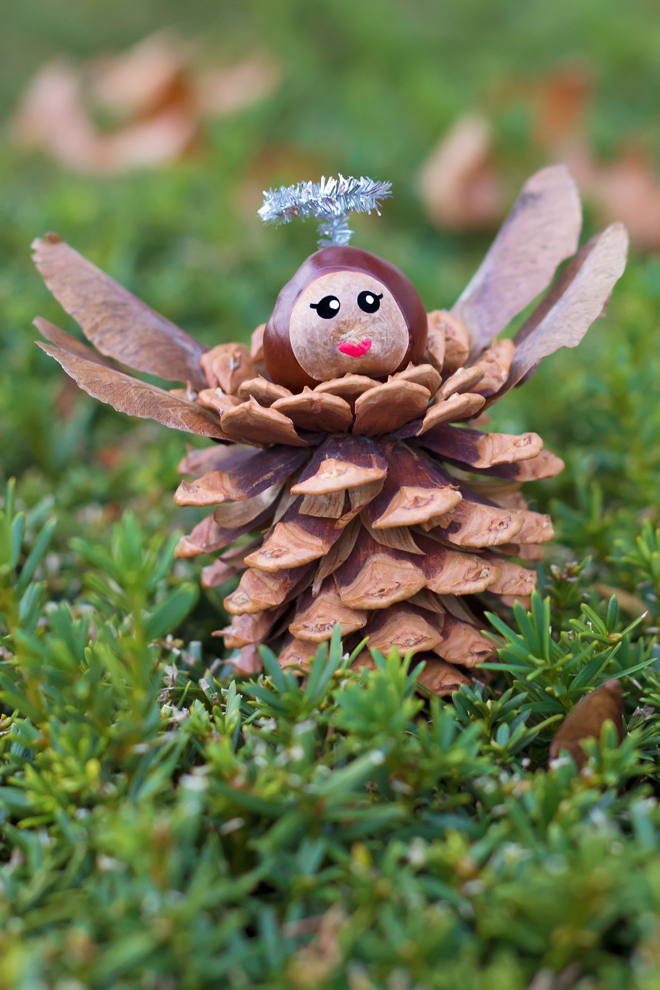 Pinecone Angels