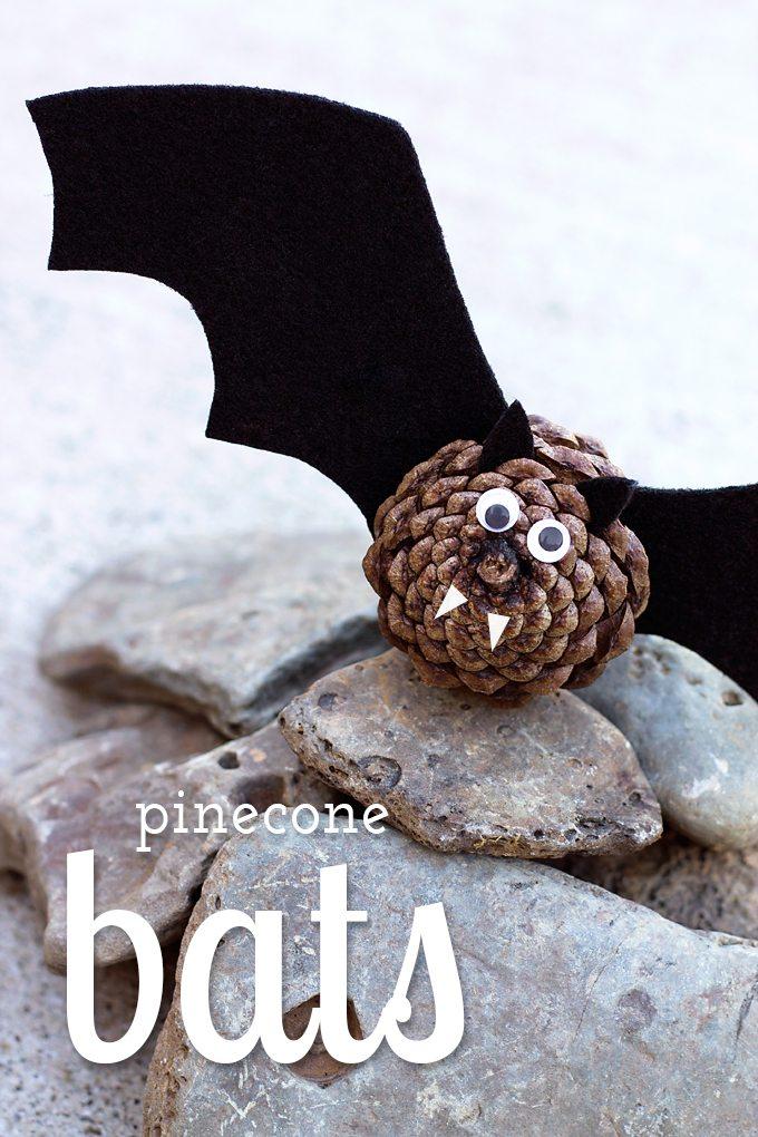 how to make a bat cone