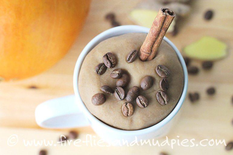 Pumpkin Spice Latte Playdough   Fireflies and Mud Pies